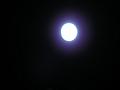 名月。でも露光が……それに手ぶれが……3