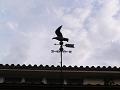 風見鳥(鷲鷹)