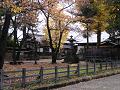 真田神社を横から