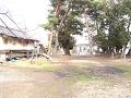 神社の前庭