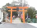 石久磨神社鳥居