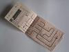 東京急行鉄道(東急)チケット・路線図付き