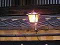 軒先の明かり