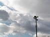 雲とスピーカー