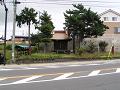 旧カネボウ丸子工場跡地前の社