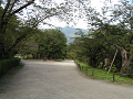秋口の公園