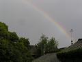 甍の波と虹の橋