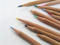 色鉛筆がいっぱい