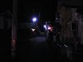ある夜の細坂道