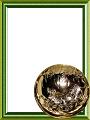 【縦jpeg】虎の金杯 寅年 年賀状っぽい