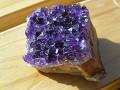 紫水晶の群晶
