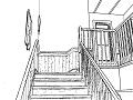 洋館・階段