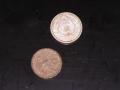 臨時補助貨幣 2種。
