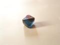 青と紫のバイカラーのフローライト