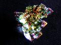 ビスマス(蒼鉛)人工結晶