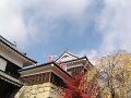 旗印は六連銭(上田城)