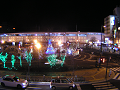 2013-2014上田駅前ロータリーのイルミネーション