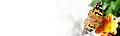ブログヘッダ:菊と蝶