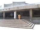 市民会館入り口