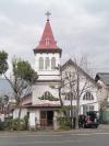 新参町教会(正面)