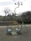 児童公園の遊具