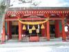 生島足島神社 社殿