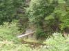 洗馬川に架かる橋